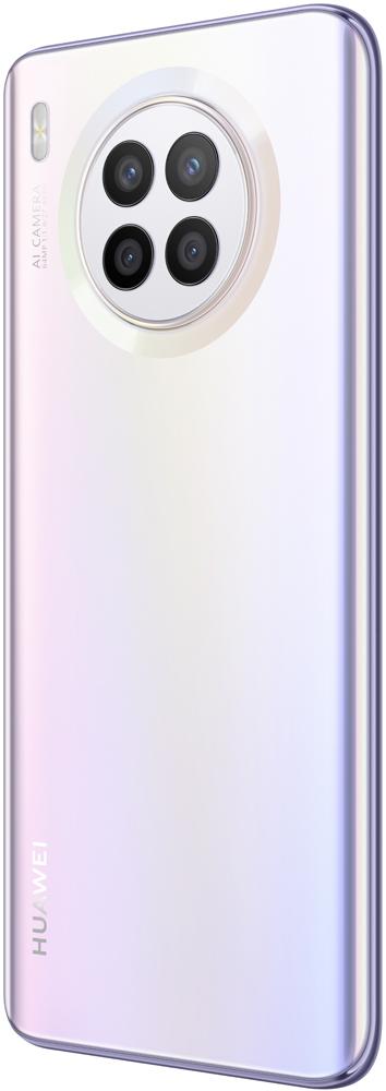Смартфон Huawei Nova 8i 6/128Gb Silver фото 5