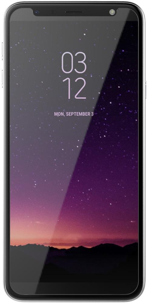 Стекло защитное Araree Samsung Galaxy J4 Plus 2018 прозрачное