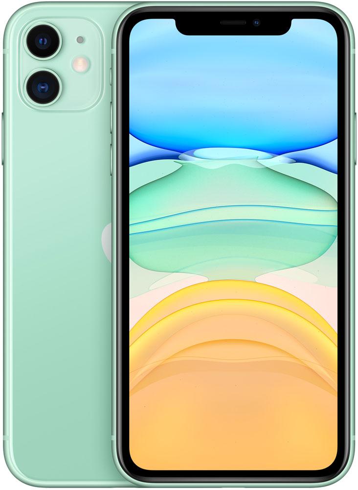 Смартфон Apple iPhone 11 256Gb Зеленый фото