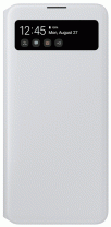 фото Чехол-книжка Samsung A71 S View Wallet Cover White (EF-EA715PWEGRU)