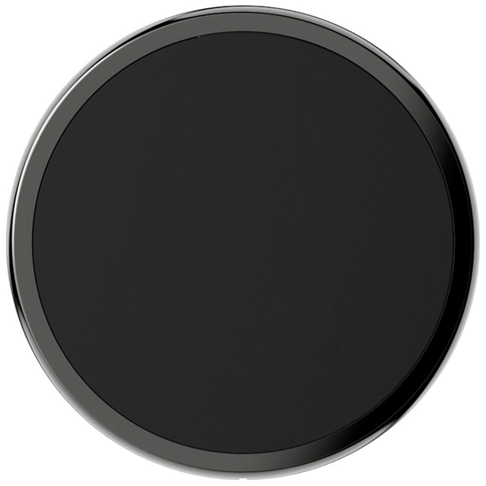 Беспроводное зарядное устройство LYAMBDA LNT3-BK 10W с СЗУ QC Black фото
