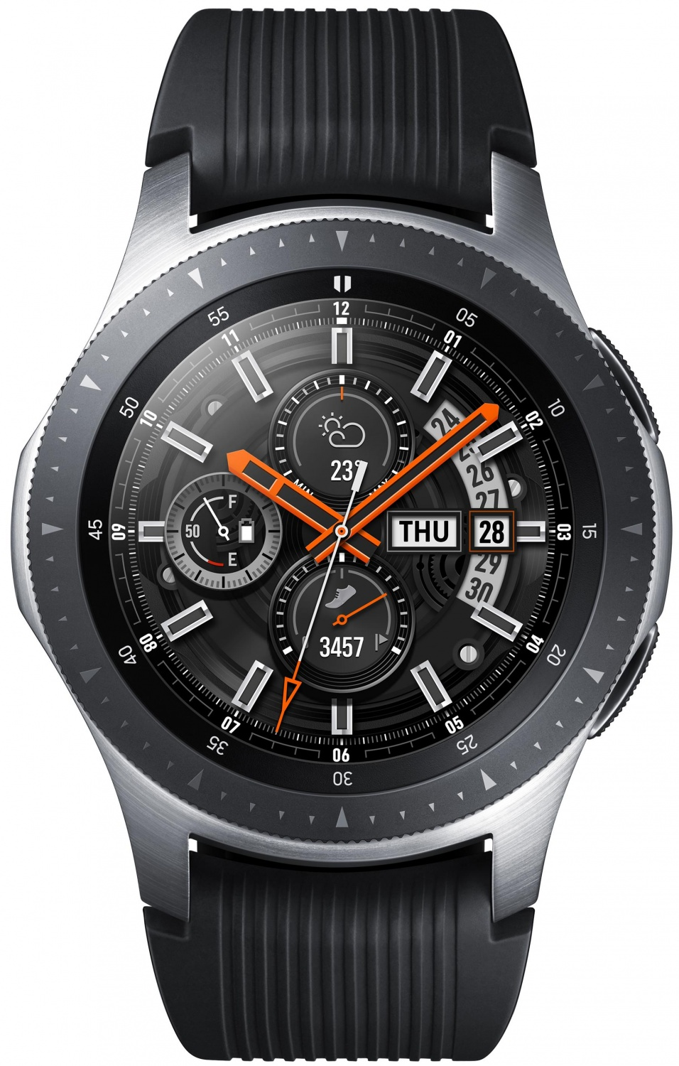 Часы Samsung Galaxy Watch 46 мм silver (SM-R800NZSASER)