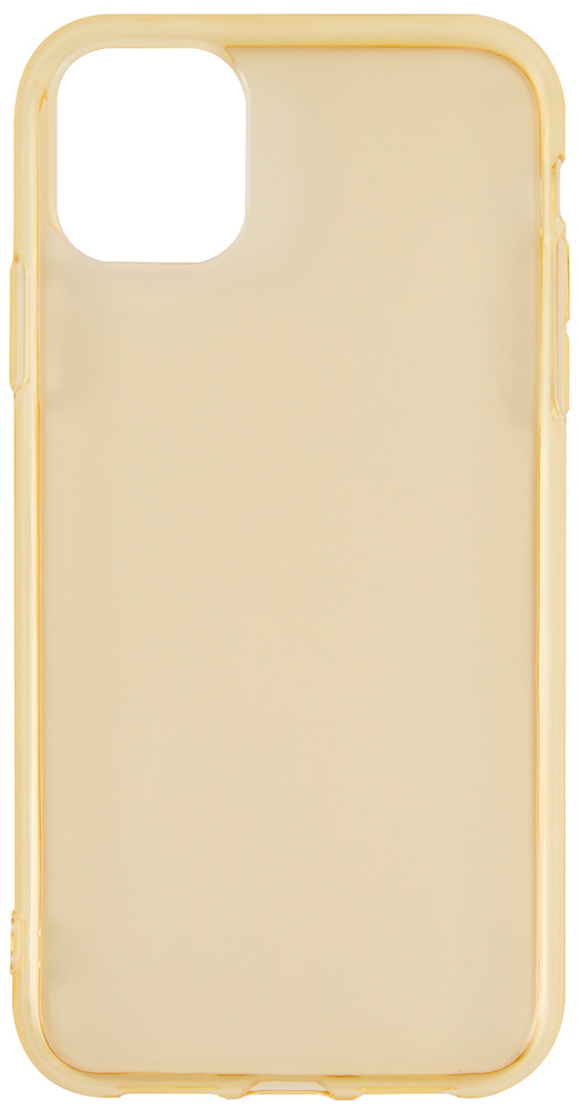 Клип-кейс RedLine iBox iPhone 11 прозрачный Brown фото