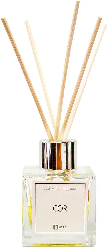 Ароматизатор Ambielectric с палочками для дома аромат COR 20 мл