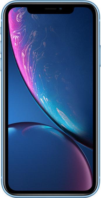 Смартфон Apple iPhone XR 256Gb Blue (Синий)