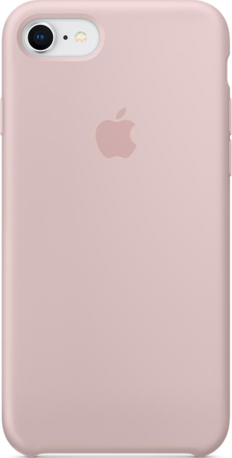 Клип-кейс Apple iPhone 8/7 силиконовый Pink математическая формула pattern мягкая обложка тонкий тпу резиновый силиконовый гель чехол для lenovo a328