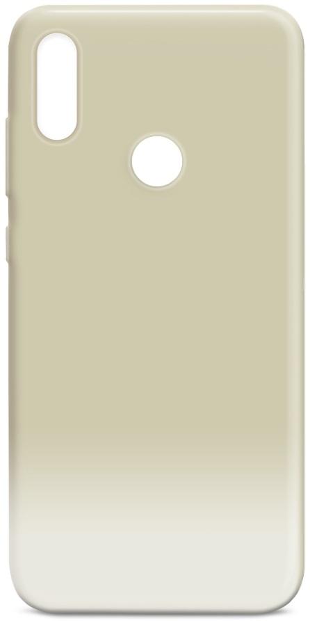 Клип-кейс Gresso Honor 8A пластик Gold