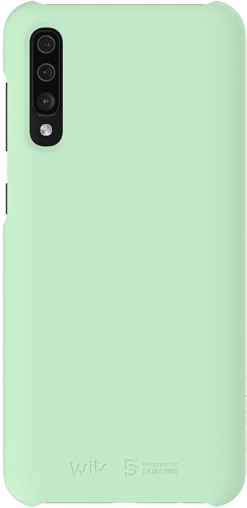 Клип-кейс WITS Samsung Galaxy A50 GP-FPA505WSB Mint фото