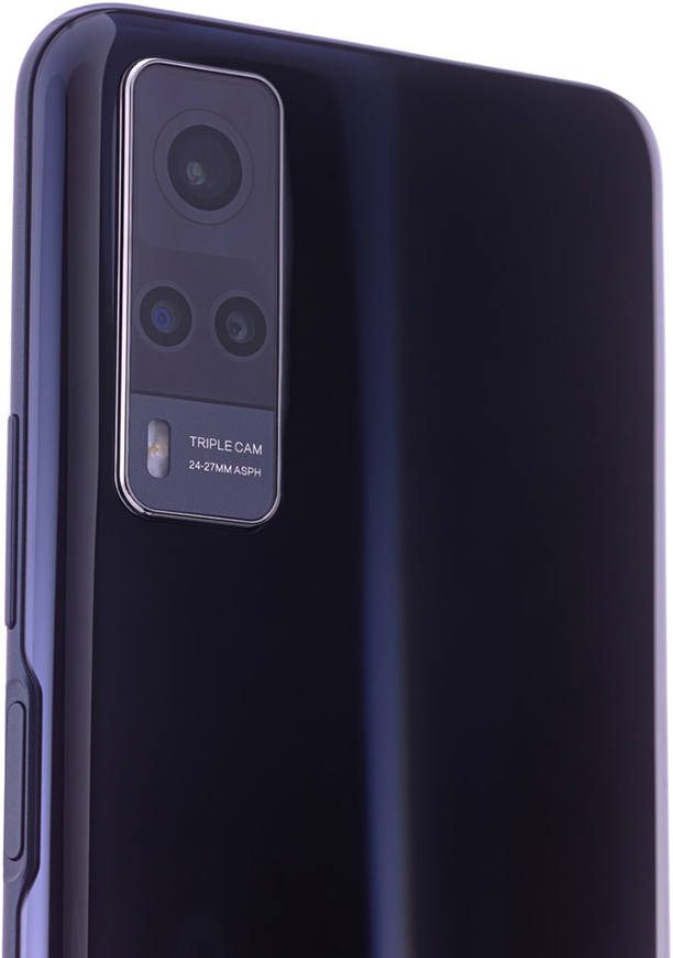Смартфон Vivo Y31 4/64Gb Black фото 4
