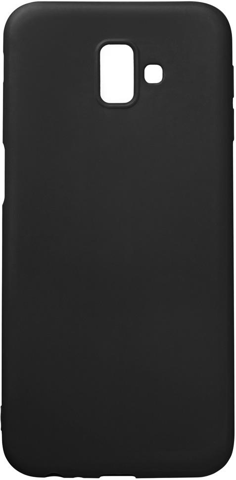 Клип-кейс Deppa Samsung Galaxy J6 Plus TPU Black клип кейс deppa samsung galaxy a7 2018 tpu прозрачный