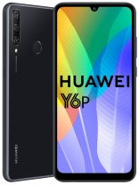 фото Смартфон Huawei Y6p 3/64Gb NFC Midnight Black