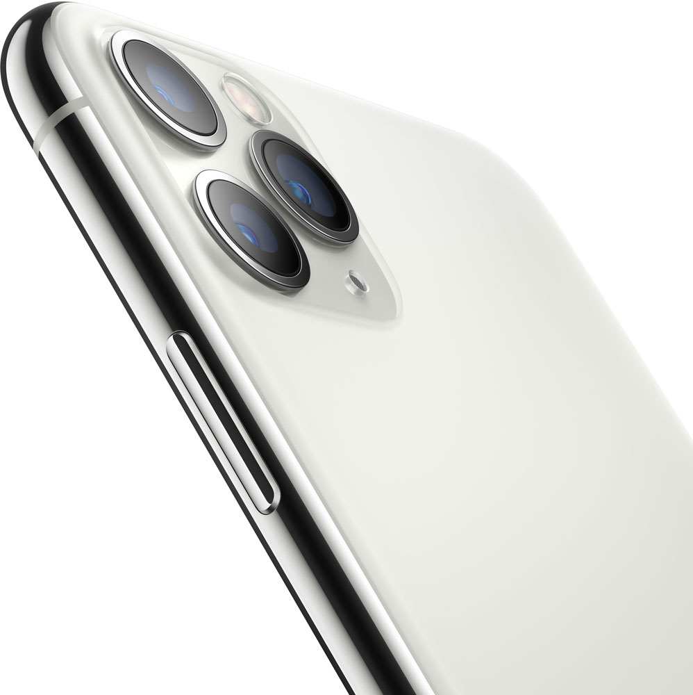 Смартфон Apple, iPhone 11 Pro 256Gb Серебристый, смартфон, 0101-6901  - купить со скидкой