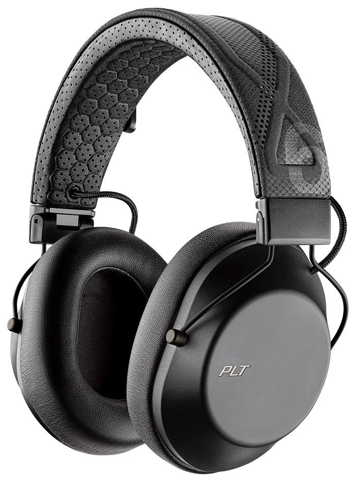 Беспроводные наушники с микрофоном Plantronics BackBeat Fit 6100 Black
