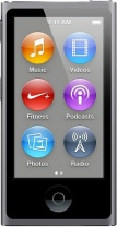 фото MP3-плеер Apple iPod Nano 16Gb Black