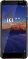 фото Смартфон Nokia 3.1 16 Gb Blue