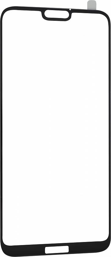 Стекло защитное RedLine Corning для Huawei P20 Lite 0.2 мм черная рамка фото