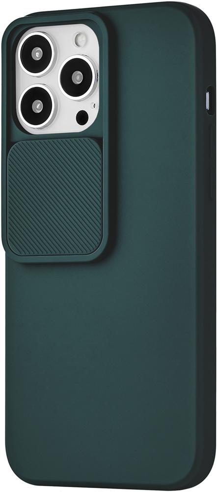 Клип-кейс uBear iPhone 13 pro max Touch Shade Case Green фото 2