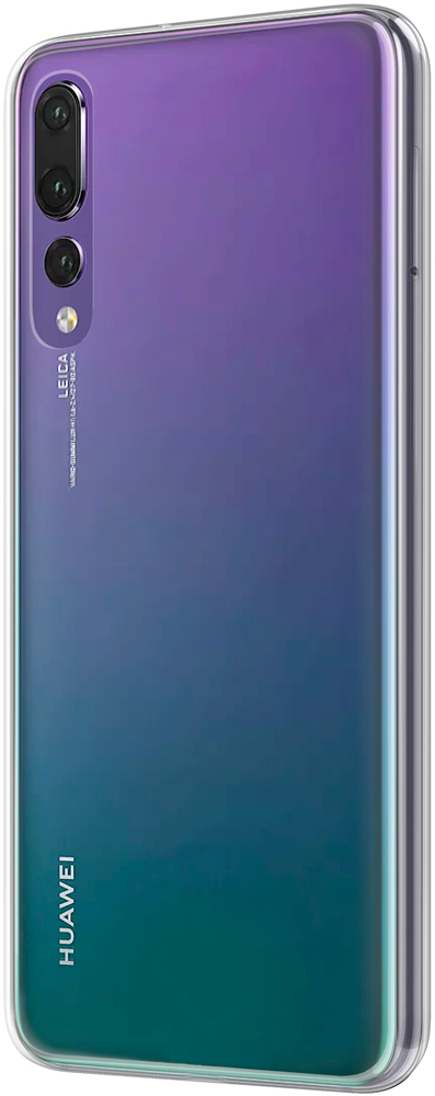 Клип-кейс Vipe Color Huawei P20 Pro прозрачный клип кейс celly gelskin huawei p20 lite прозрачный
