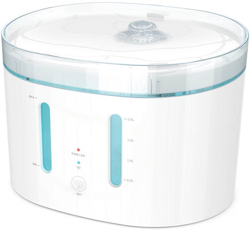 Умная автоматическая поилка HIPER IoT Pet Fountain White