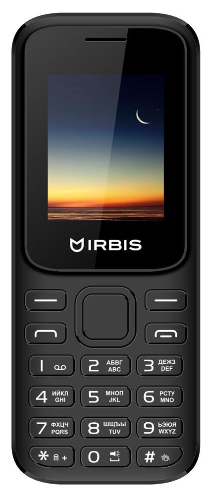 Мобильный телефон Irbis SF32 Dual sim Black