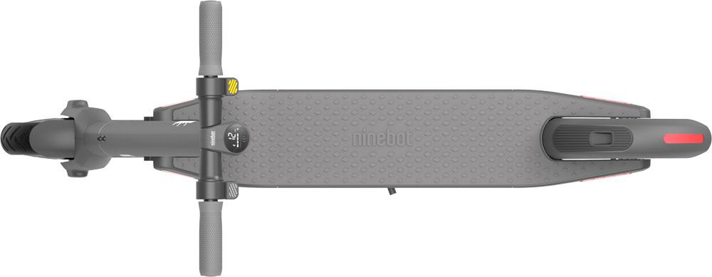 Электросамокат Ninebot KickScooter E22 Grey фото 5