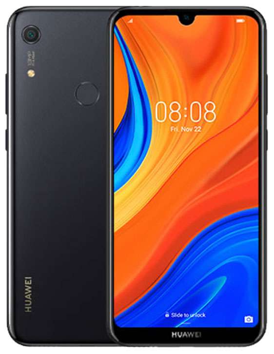 Смартфон Huawei Y6s 3/64Gb Starry Black фото