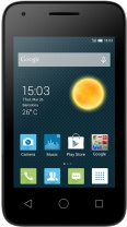 фото Смартфон Alcatel One Touch PIXI 3 (3.5) 4009D Volcano Black