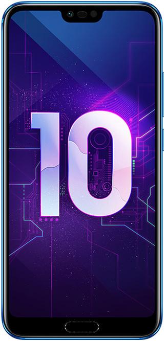 Смартфон Honor 10 64Gb Phantom Blue