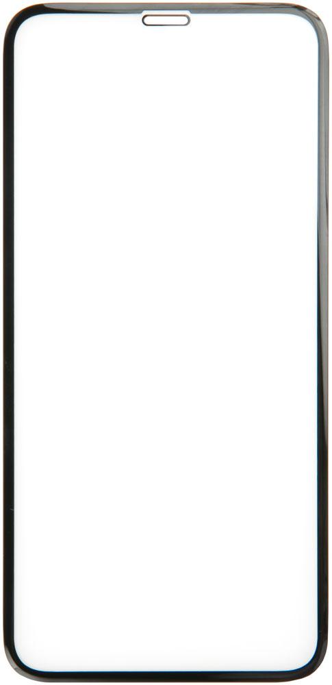Стекло защитное RedLine iPhone 11 Pro 3D PMMA черная рамка стекло защитное redline iphone 11 3d privacy черная рамка