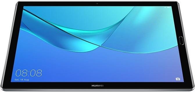 Планшет Huawei MediaPad M5 Pro 10 10.8 64Gb LTE Grey аксессуар защитное стекло huawei mediapad t2 10 0 pro partson g 007