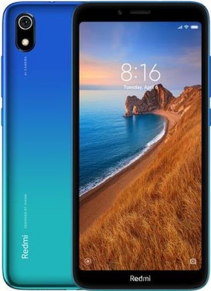 Смартфон Xiaomi Redmi 7A 2/32Gb Blue фото