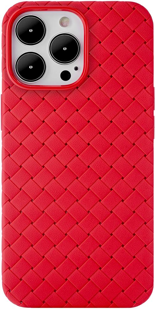 Клип-кейс uBear iPhone 13 pro Twist Case Red