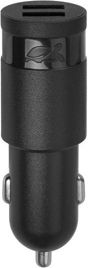 АЗУ Rivacase Rivapower 4223 B00 RU 2 USB 3,4A Black аккумулятор rivacase rivapower 15000mah va1015