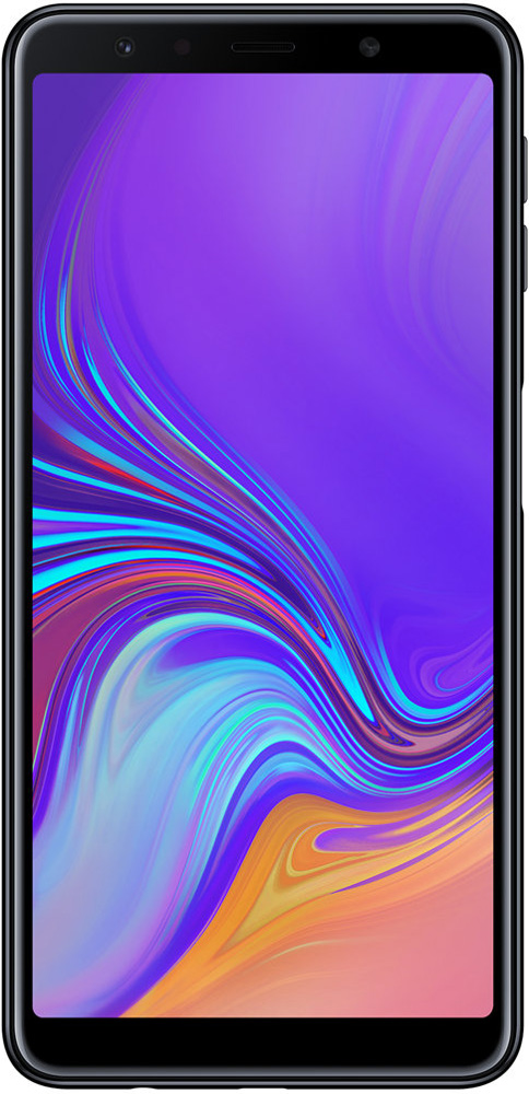 Смартфон Samsung A750 Galaxy A7 (2018 Edition) 64Gb Black