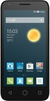 фото Смартфон Alcatel One Touch PIXI 3 (4.5) 1Gb RAM 4027D White