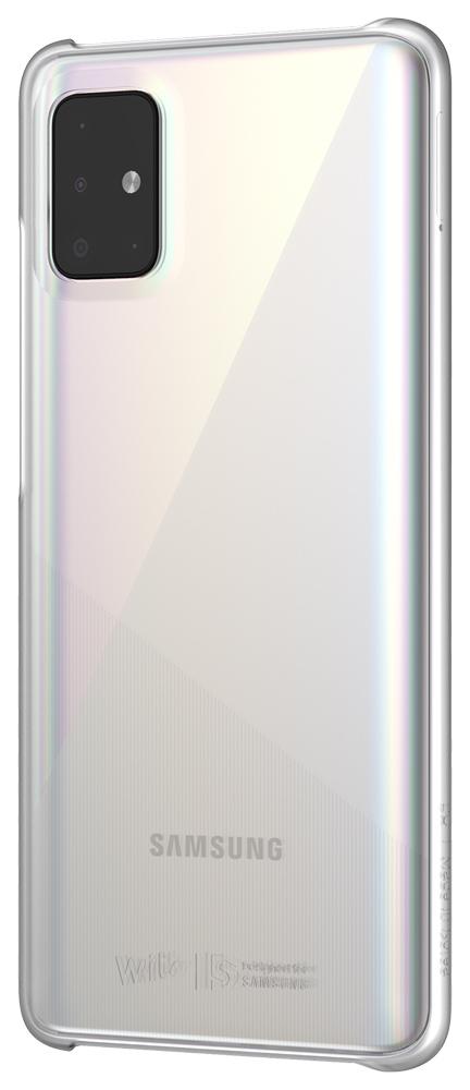 Клип-кейс WITS Samsung Galaxy A51 прозрачный (GP-FPA515WSATR) эльнара петрова кейс петербургской филармонии им шостаковича новый подход к smm