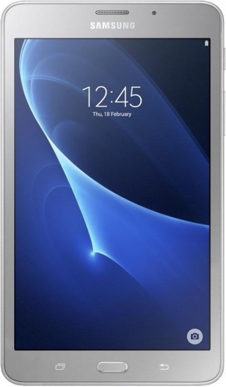 Планшет Samsung Galaxy Tab A 7.0 SM-T285NZSASER 8Gb LTE Silver планшет samsung galaxy tab a 10 1 sm t580 16gb wifi white