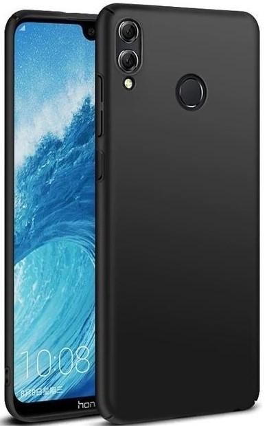 Клип-кейс Huawei Honor 8X пластик Black (51992832) клип кейс huawei для honor play blue 51992527
