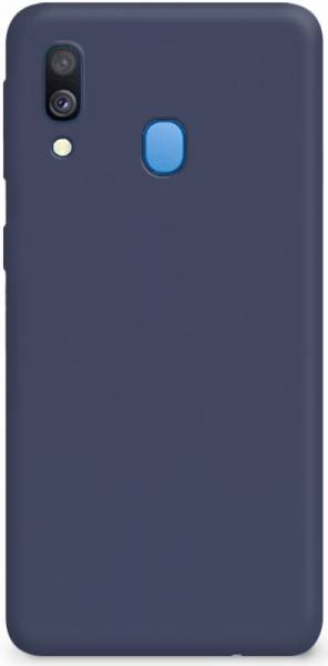 Клип-кейс Gresso Samsung Galaxy A40 пластик Blue клип кейс gresso меридиан для samsung j4 2018 лаванда