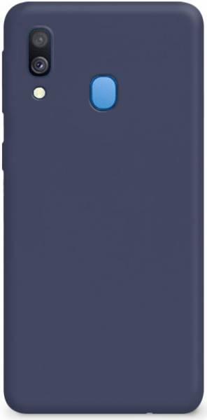 Клип-кейс Gresso Samsung Galaxy A40 пластик Blue клип кейс gresso mer для samsung galaxy j1 2016 золотистый