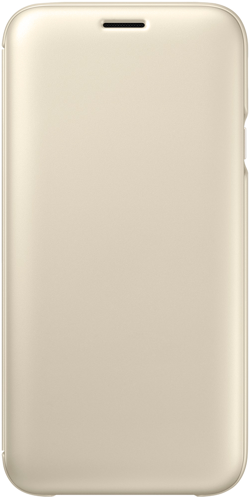 Чехол-книжка Samsung Wallet Cover для Galaxy J7 2017 Gold (EF-WJ730CFEGRU) ботинки be natural by jana be natural by jana be082awaczs7