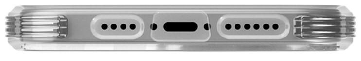 Клип-кейс Uniq iPhone 13 Pro Max Combat прозрачный фото 4