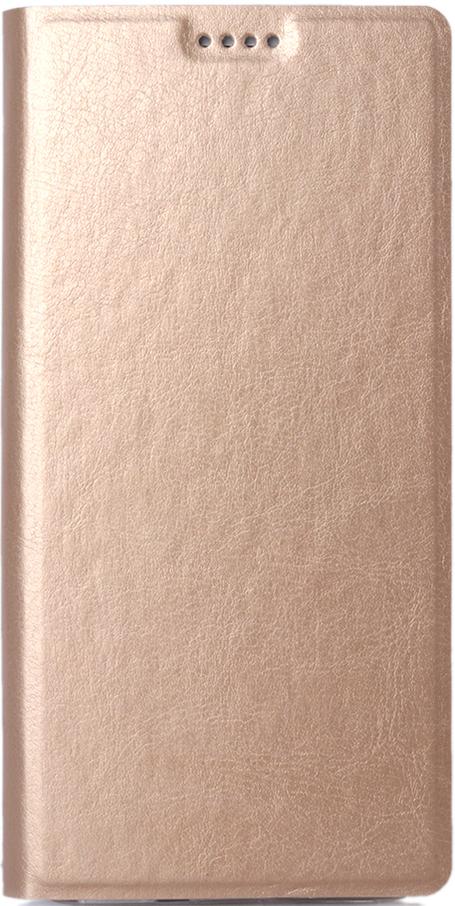 Фото - Чехол-книжка Vili Honor 7A Pro Gold чехол книжка euroline fit для honor 7c 7a pro синий