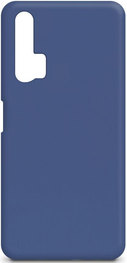 Клип-кейс Gresso Honor 20 Pro пластик Blue клип кейс gresso honor view 20 light blue
