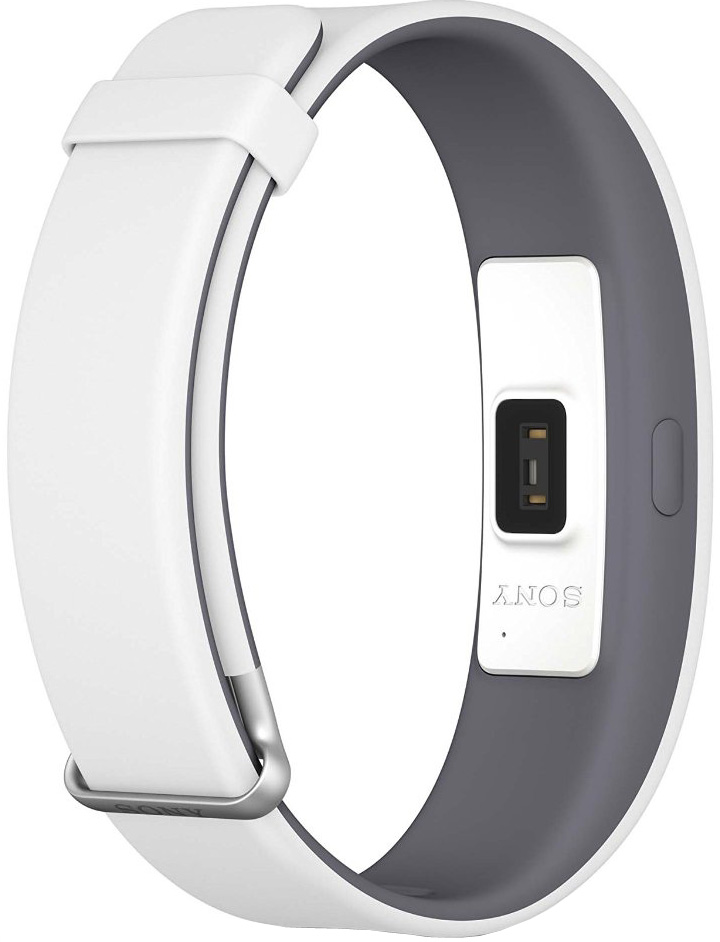 Фитнес браслет Sony SmartBand 2 white умный браслет sony smartband swr30 white