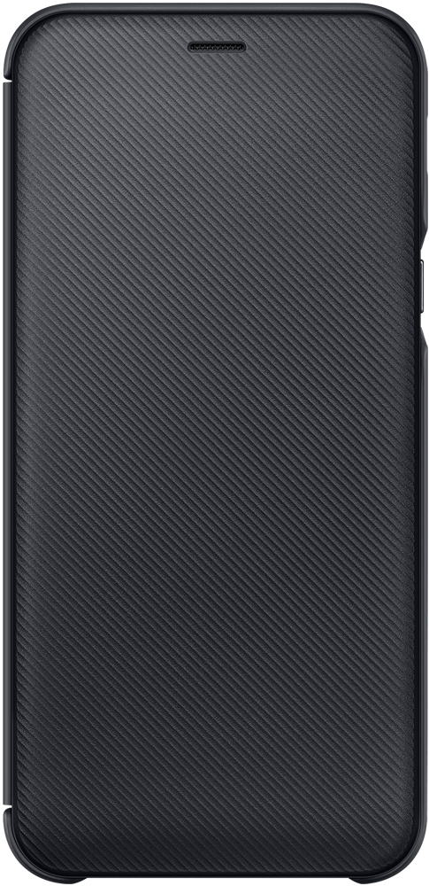 Чехол-книжка Samsung Galaxy A6 Wallet Cover Black (EF-WA600CBEGRU)