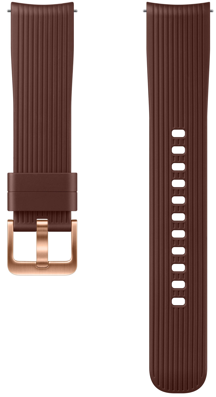 Ремешок для умных часов Samsung Galaxy Watch 42 мм Brown sisjuly brown 42