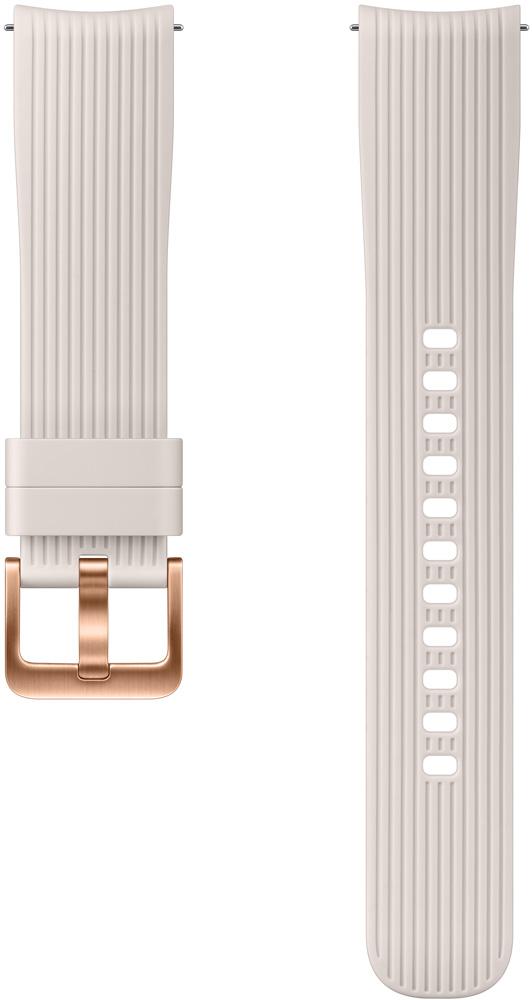 Ремешок для умных часов Samsung Galaxy Watch 42 мм Silver