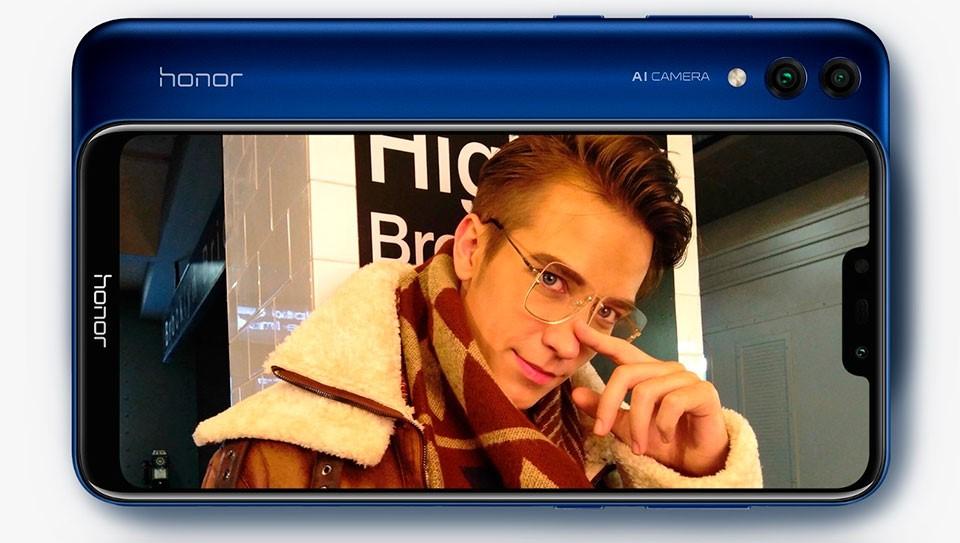d954306b7a020 Обзор Honor 8C: доступный смартфон с мощным аккумулятором