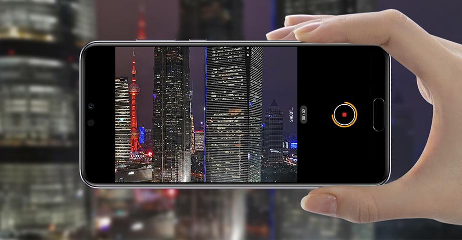 функция ночной съемки на смартфоне